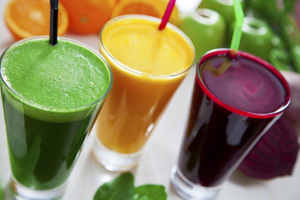 receita de suco detox para emagrecer rapido